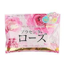 Курс натуральных масок для лица ТМ Джепен Гелс / Japan Gals с экстрактом розы №30