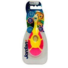 Дитяча зубна щітка Jordan Step1 для дітей від 0 до 2 років - Фото