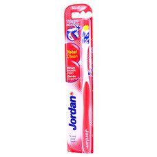 Зубна щітка Jordan Total Clean середня - Фото
