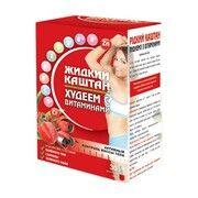 Диетическая добавка Жидкий Каштан худеем с витаминами капсулы №30 по 500 мг - Фото