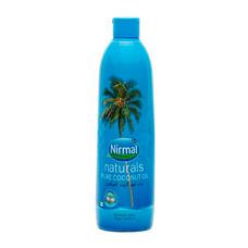 Кокосовое масло пищевое KLF Nirmal 400мл - Фото
