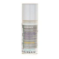 Антиперспірант 48 годин без запаху проти інтенсивного потовиділення для чутливої шкіри Korres / Коррес - Фото