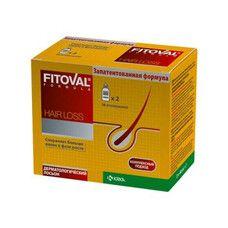 Фитовал формула лосьон против выпадения волос 40 мл №2