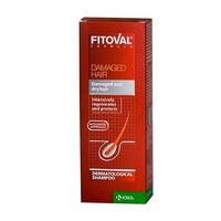 Фитовал формула шампунь для поврежденных волос 200 мл