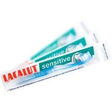 Лакалут Сенсетів зубна паста 50мл  - Фото