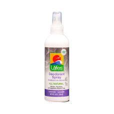 Натуральный органический дезодорант-спрей на основе конопляного масла Лаванда 237мл