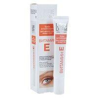 Вітамін Е крем-антиоксидант для ніжної шкіри навколо очей ТМ Лібрідерм / Librederm 20 мл
