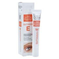 Витамин Е крем-антиоксидант для нежной кожи вокруг глаз ТМ Либридерм / Librederm 20 мл - Фото