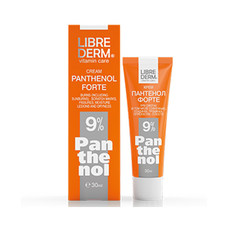 Пантенол Форте крем ТМ Либридерм / Librederm 30 мл