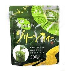 Напиток на основе чая маття Удзи Ujicha Yanoen Грин-Ти 200 г