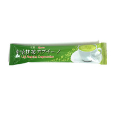 Напиток на основе чая Удзи Ujicha Yanoen Маття-Капучино 12 г