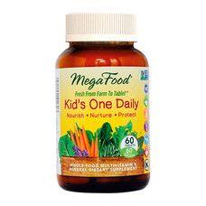 Мультивитамины Одна таблетка в день для детей ТМ Мегафуд / Megafood №60
