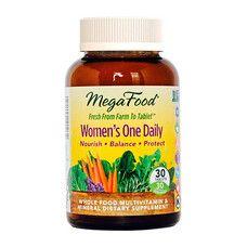 Мультивитамины Одна таблетка в день для женщин ТМ Мегафуд / Megafood №30