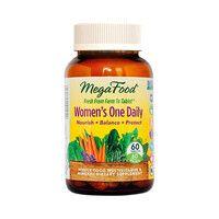 Мультивитамины Одна таблетка в день для женщин ТМ Мегафуд / Megafood №60