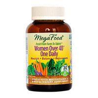 Мультивитамины Одна таблетка в день для женщин после 40 ТМ Мегафуд / Megafood №30