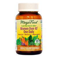 Мультивитамины Одна таблетка в день для женщин после 40 ТМ Мегафуд / Megafood №60