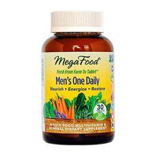 Мультивитамины Одна таблетка в день для мужчин ТМ Мегафуд / Megafood №30