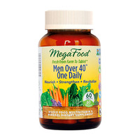 Мультивитамины Одна таблетка в день для мужчин после 40 ТМ Мегафуд / Megafood №60