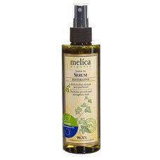 Сыворотка укрепляющая ТМ Мелиса Органик / Melica Organic с растительными экстрактами и пантенолом 200 мл