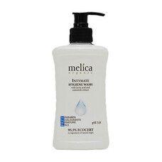 Средство для интимной гигиены ТМ Мелиса Органик / Melica Organic с молочной кислотой и пантенолом 300 мл