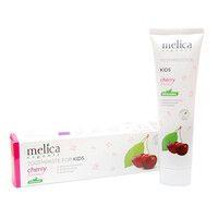 Зубная паста детская Вишня ТМ Мелиса Органик / Melica Organic 100 мл