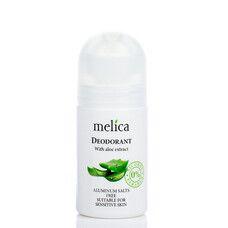 Дезодорант ТМ Мелиса Органик/Melica Organic с экстрактом алоэ 50мл