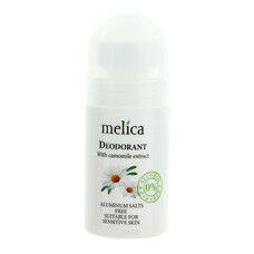 Дезодорант ТМ Мелиса Органик/Melica Organic с экстрактом ромашки 50мл