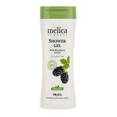 Гель для душа ТМ Мелиса Органик/Melica Organic с экстрактом ежевики 250мл