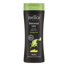 Гель для душа ТМ Мелиса Органик/Melica Organic спорт 2 в 1 для мужчин 250мл