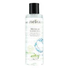 Мицеллярная вода 3 в 1 ТМ Мелиса Органик / Melica Organic 200 мл