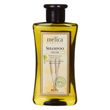 Шампунь ТМ Мелиса Органик / Melica Organic Большой объем с кератином и экстрактом меда 300мл