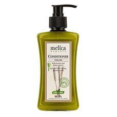 Бальзам-кондиционер ТМ Мелиса Органик/Melica Organic Большой объем с кератином и экстрактом меда 300мл