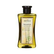 Шампунь ТМ Мелиса Органик / Melica Organic Питательный против выпадения волос с маслом Ши и экстрактом аира 300 мл