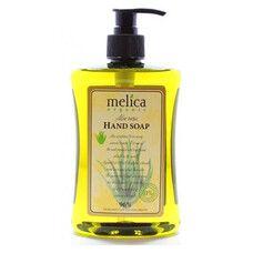 Жидкое мыло ТМ Мелиса Органик/Melica Organic алоэ Вера 500мл