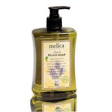 Жидкое мыло ТМ Мелиса Органик/Melica Organic Лаванда 500мл