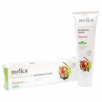 Зубная паста для кровоточащих десен с экстрактом каштана ТМ Мелиса Органик / Melica Organic 100 мл