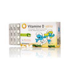 Vitamin D 400 IU Metagenics (Витамин Д 400 МЕ) 168 таблеток - Фото
