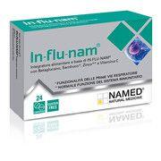 In-flu-nam® (Ин-Флу-Нам) 24 таблетки - Фото