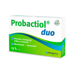 Probactiol® duo (Пробактиол дуо) 15 капсул - Фото