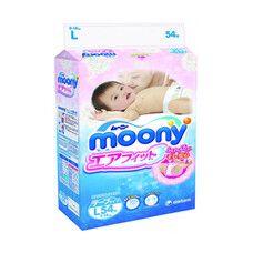 Подгузники для детей ТМ Муни / Moony размер L (9-14 кг) №54