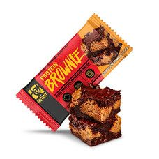 Батончик Mutant Protein Brownie Chocolate Peanut Butter 58 г - Фото