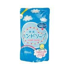Антибактериальное жидкое мыло для рук ТМ Нагара / Nagara сменный блок 300 мл