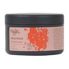 Порошок червоної глини (для всіх типів шкіри) Najel 150 г - Фото