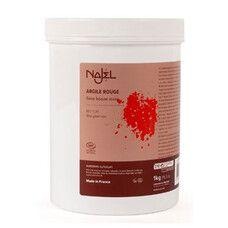 Порошок червоної глини (для всіх типів шкіри) Najel 900 г - Фото