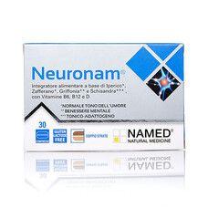 Neuronam® (Нейронам) таблетки №30 - Фото