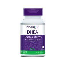 Дегидроэпиандростерон DHEA 50 мг ТМ Natrol / Натрол 60 таблеток - Фото