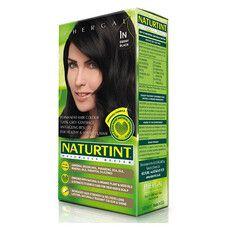 Краска для волос Naturtint Naturally Better 1N эбонитово-черный 165 мл