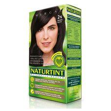 Краска для волос Naturtint Naturally Better 2N коричнево-черный 165 мл