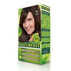 Краска для волос Naturtint Naturally Better 4G золотистый каштановый 165 мл