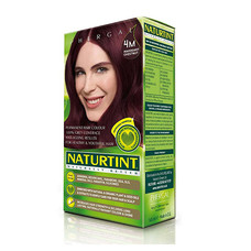 Краска для волос Naturtint Naturally Better 4М коричневато-красный каштан 165 мл